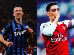 Arsenal plan Ozil/Perisic swap deal with Inter Milan