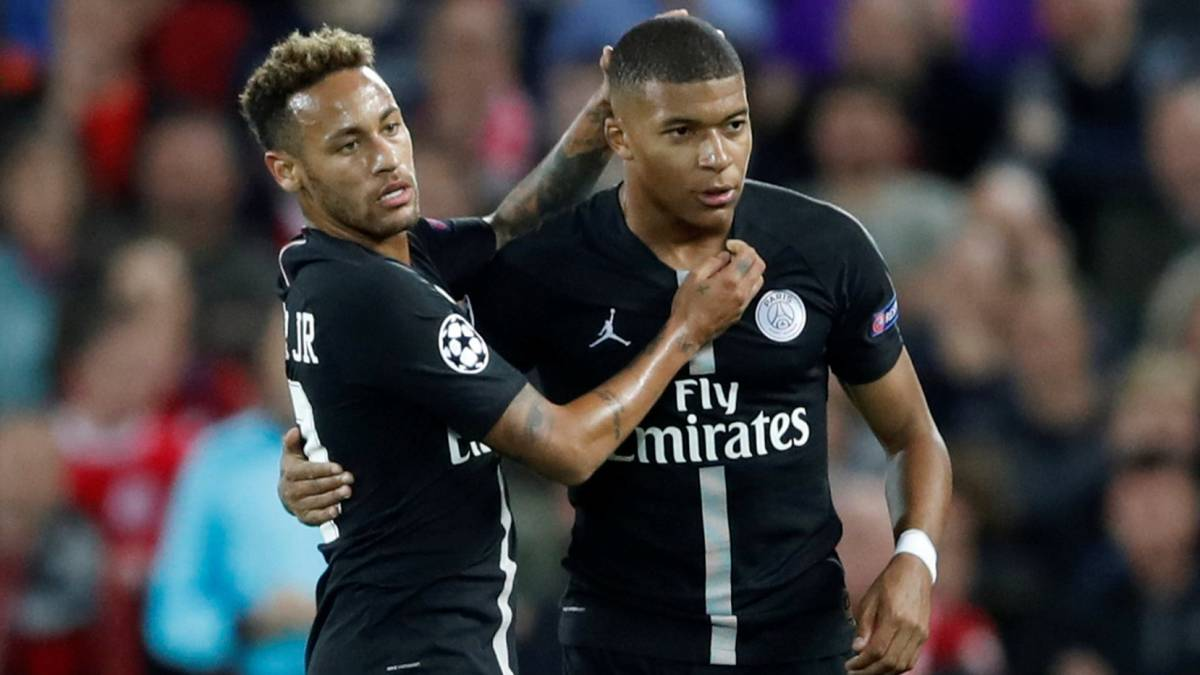 Real Madrid drop Neymar for Mbappe as their Next Transfer Target