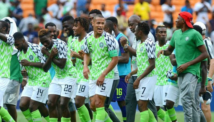 Super Eagles promised $95,000 each for AFCON win