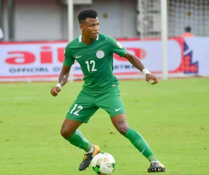 Shehu Abdullahi could Miss Rest of Nigeria's AFCON Campaign with Hamstring Injury