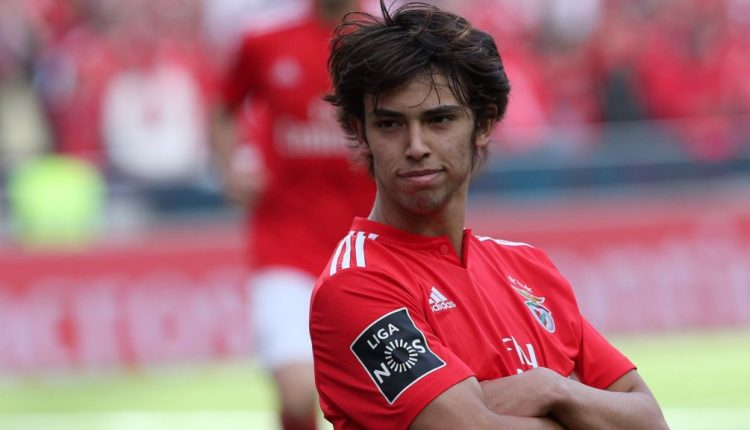 Atletico Madrid complete $142m swoop for Benfica wonderkid Joao Felix