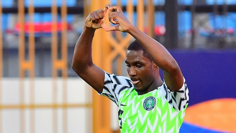 Ighalo bags brace as Nigeria stump Cameroon 3-2 to advance into AFCON Quarter-Final
