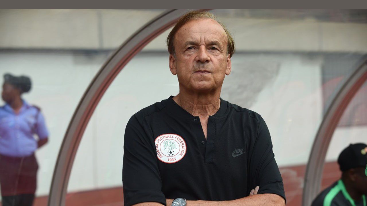 Rohr to continue as Nigeria Coach