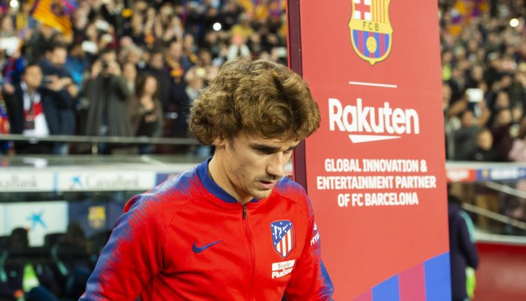 Atletico Madrid report Barca to La Liga over Griezmann Transfer