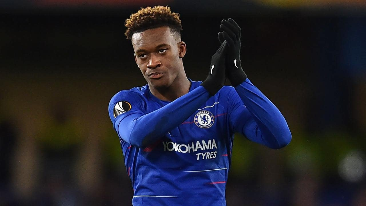 Callum Hudson-Odoi ends Bayern rumors by signing New Chelsea Contract