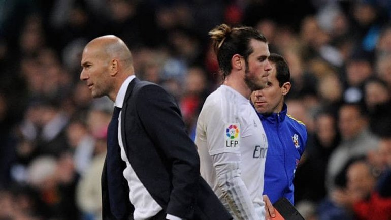 Zidane denies disrespecting Bale, insists winger did not want to play against Bayern