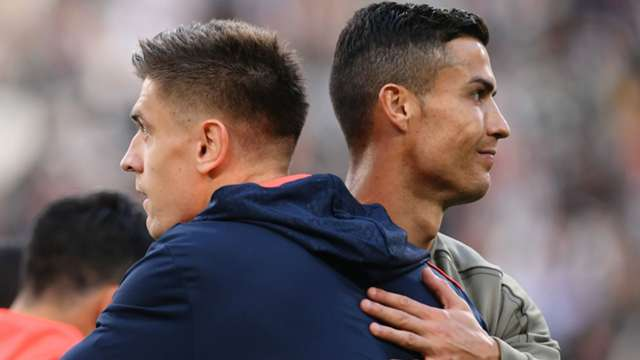 Piatek reveals dreams of playing alongside Ronaldo