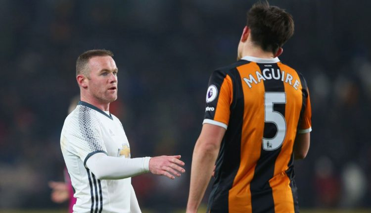 Rooney backs Maguire to sign for Manchester United