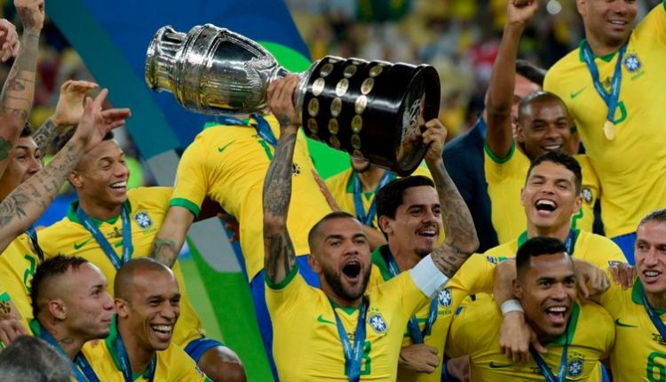 Brazil trump Peru 3-1 to lift 2019 Copa America