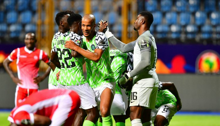 Nigeria drawn against Cameroon in AFCON Round of 16