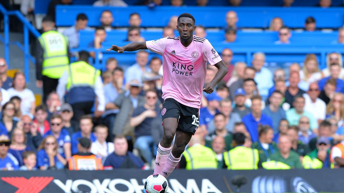 Ndidi balances Football with Studying for a Business Degree
