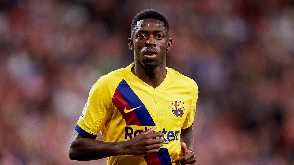 Dembele to stay at Barcelona despite lingering interest