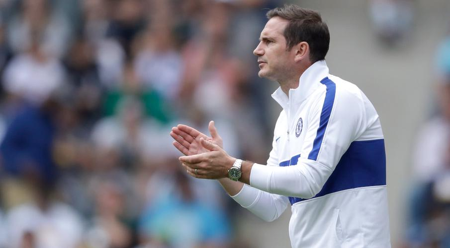 Lampard happier with United Loss than Leicester Draw