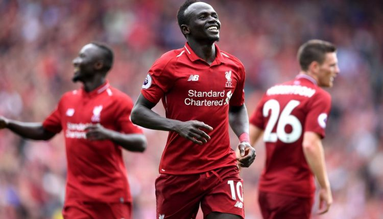 Sadio Mane expresses readiness for Super Cup showdown with Chelsea