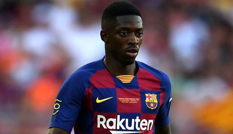 Dembele's agent says France star won't be part of Neymar Deal