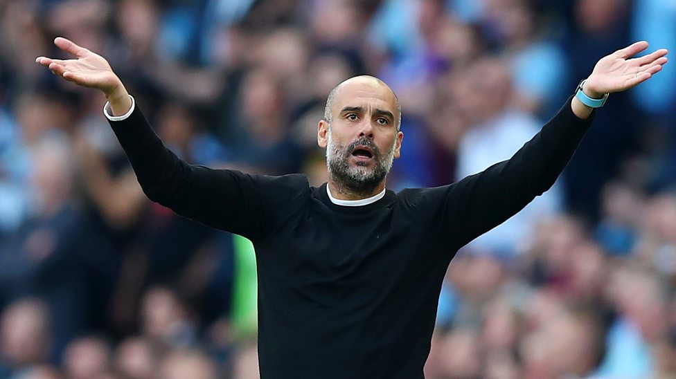 Guardiola blasts VAR system after Man City fall victim again