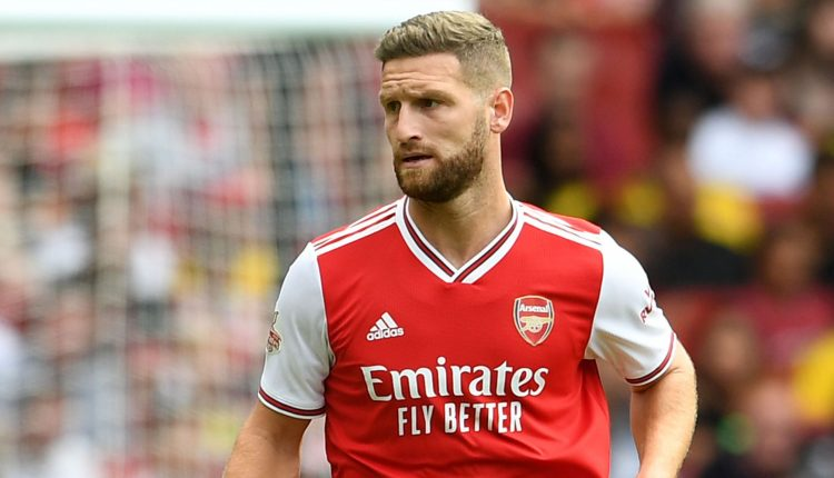 Mustafi agent says Arsenal Exit is the Right move
