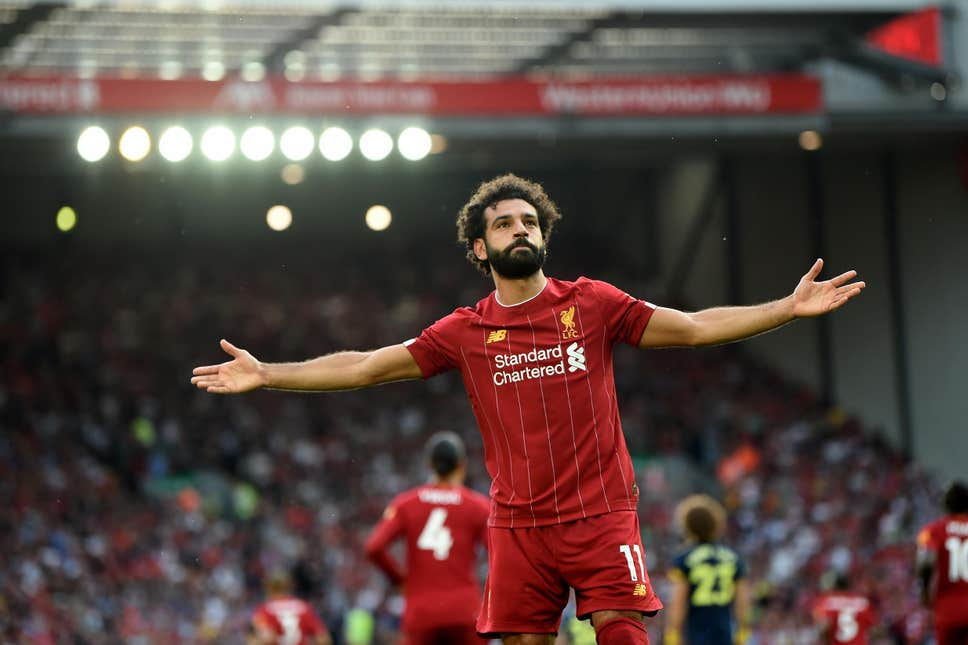 Wenger says Salah can surpass Messi if consistent